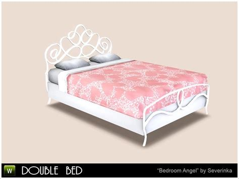 angel beds severinka s angel double bed