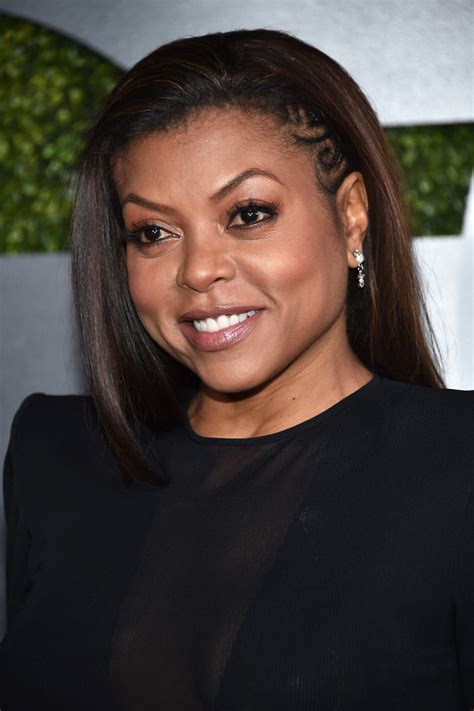 taraji p henson long wavy hairstyle pictures to pin on pinterest taraji p henson long straight cut long hairstyles