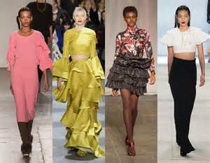 contemporary fall trends 2016 from new york fashion week trendyoutlook