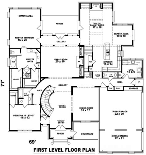 5 bedroom house plans 2 story inspired 8163 5 bedrooms and 4 baths the house designers