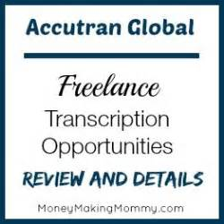 accutran global freelance transcription work in canada
