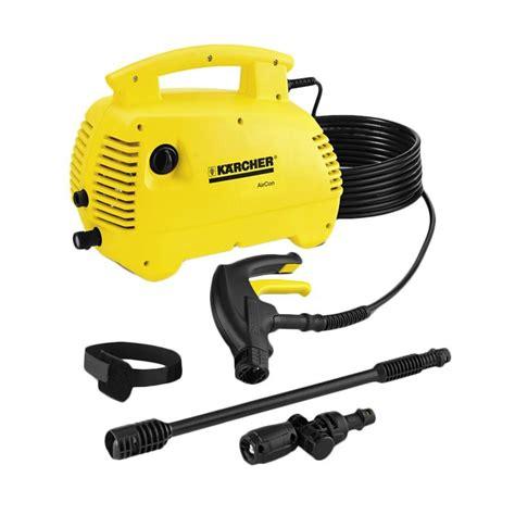 Alat Cuci Motor Karcher jual karcher high pressure cleaner listrik cuci ac k2 420