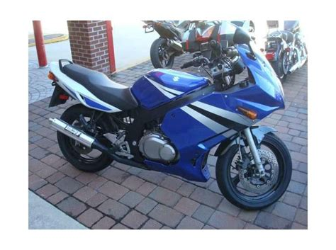 2004 Suzuki Gs500f Buy 2009 Suzuki Gsx 650f Sportbike On 2040 Motos