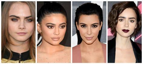 cara bikin alis jaman sekarang 8 gaya alis mata seleb paling populer female daily