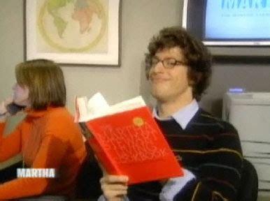 Dempsey Andy Samberg Do Martha by Andy Samberg News And Andy Samberg On Martha