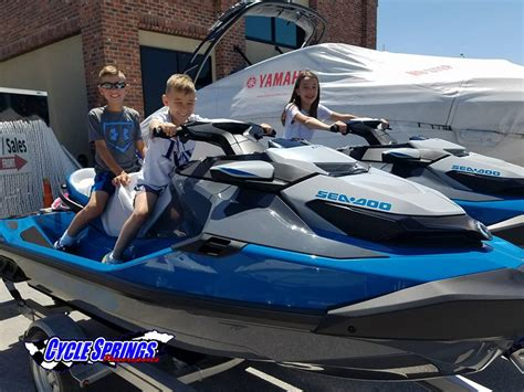 should i buy a seadoo boat video why should you buy a new pwc from cycle springs