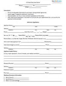 Child Care Employment Application Template by Home Care Employment Application Template Employment