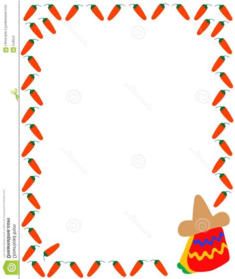 best free clipart best free mexican clipart border drawing