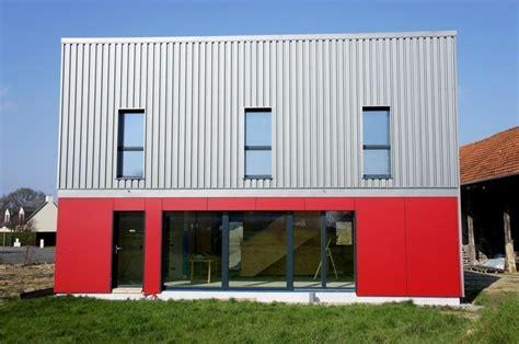 Maison En Bois 100m2 28 Images Prix Ossature Cout 100m2 Modle Premium Plainpied Prix