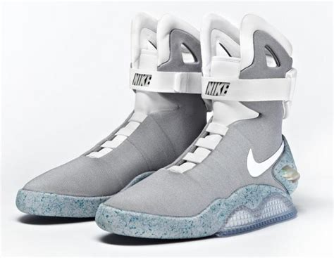 nike announces back to the future self tying power laces