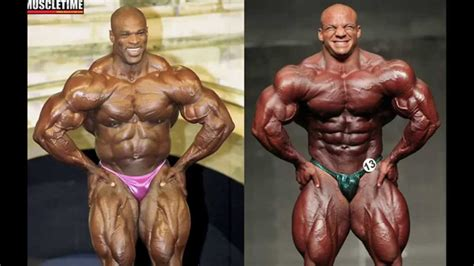 ronnie coleman alimentazione the gallery for gt victor richards vs ronnie coleman