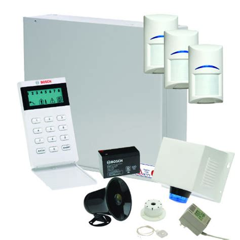 bosch alarms bosch home security alarm systems