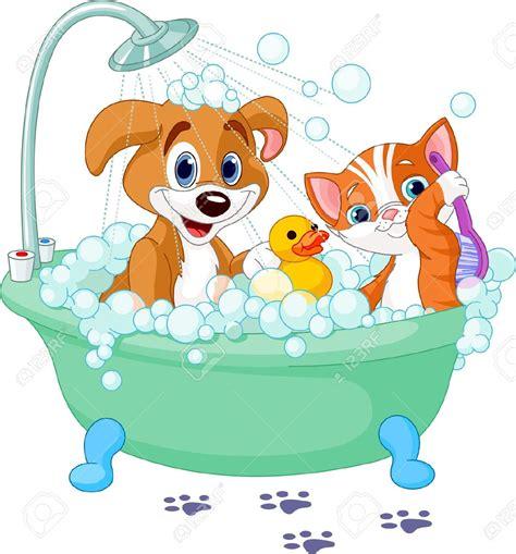 imagenes uñas gatos cartoon bathtub clipart 61