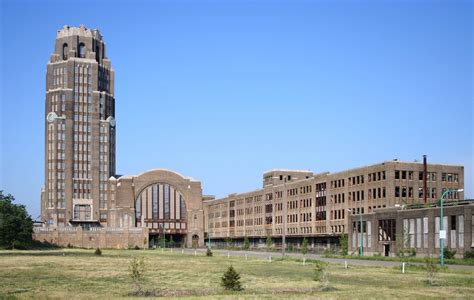 Cool Cheap Houses by Just A Car Guy The Buffalo Central Terminal One Of The