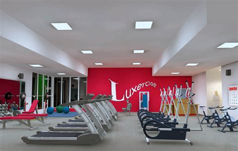 Interior Home Color Schemes Design Clinic Three Ways To Light A Gym Lux Magazine