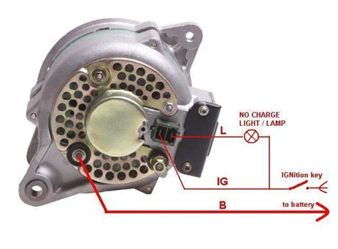 isuzu alternator wiring diagram get free image about