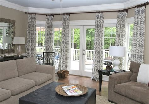 family room window treatments how to lighten up your space with new window treatments