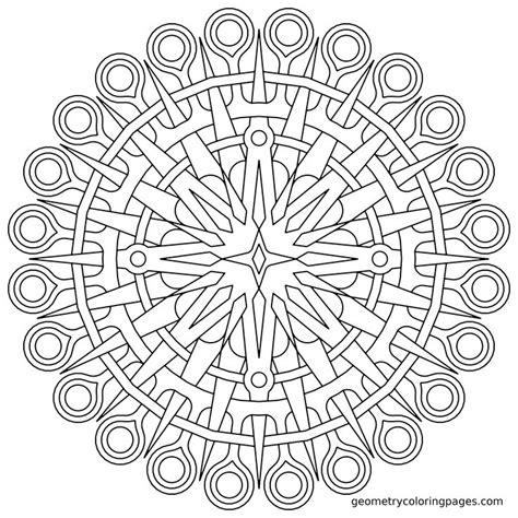 compass rose coloring pages