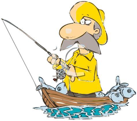 cartoon fisherman in boat fisherman in boat cartoon people fishing cartoons