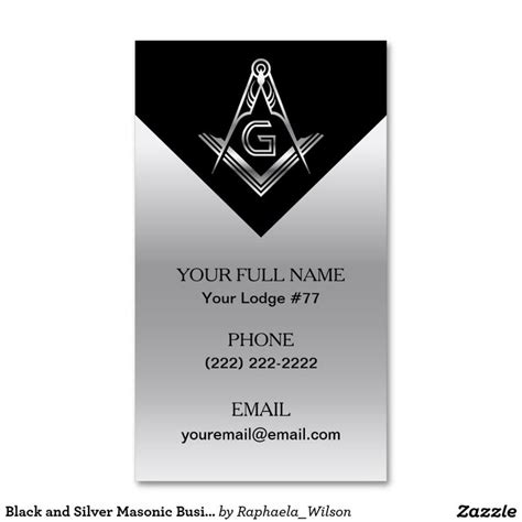 masonic business card template masonic business cards 145 best masonic business cards