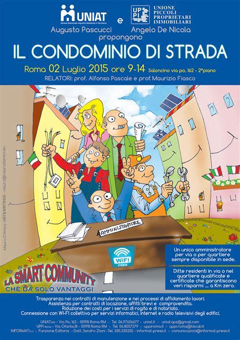 amministratore condominio interno facciamo il quot condominio di strada quot per ricostruire le