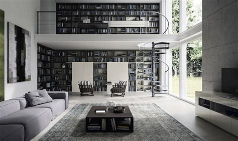 living room book contemporary living room wall units and libraries ideas