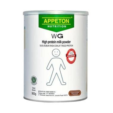 Appeton Weight Gain Untuk Dewasa jual appeton weight gain penambah berat badan dewasa