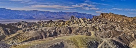 Flowers In Hamilton Ontario - zabriskie point panorama s opticsandperspectives