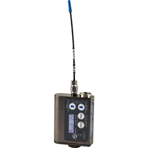 miniature wireless lectrosonics smv miniature wireless microphone smv