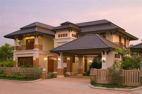 mengenal berbagai macam jenis desain rumah rumahoscarliving