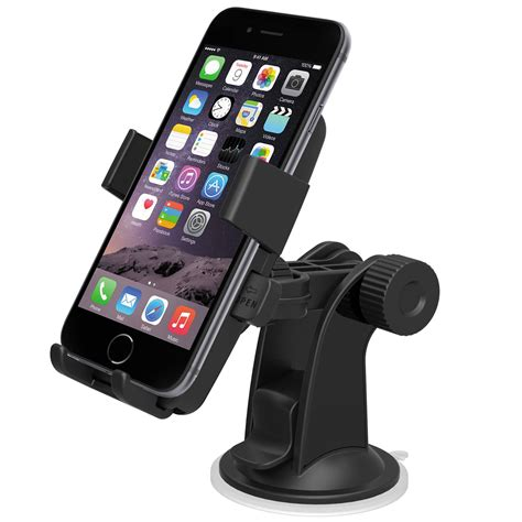 Holder Smartphone iottie easy one touch universal car mount holder hlcrio102 b h