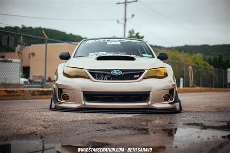 subaru sti 2016 slammed grounded ian galvez s sti hatch stancenation