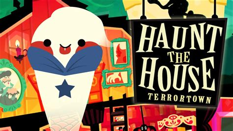 haunt the house haunt the house terrortown oooo i m a ghost youtube
