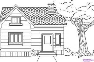Easy House Drawing Easy How To Draw The Inside Of A House Simple House