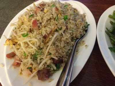 membuat nasi goreng cina bebek panggang enak good fortune roast duck house resep
