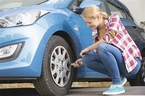 Car Tyres Pressure by Tyres