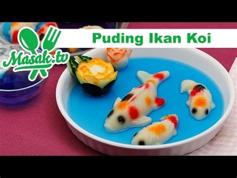 membuat puding ukir full download laptop si unyil cara membuat puding ukir