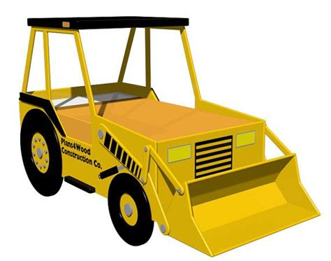 tractor bed plans kids tractor bed plans woodworking projects plans