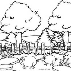 printable nature coloring pages kids cool2bkids