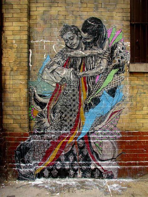 ivyland  broadened definition  art part  graffiti