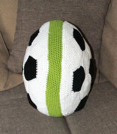 Crochet Football Pillow Pattern by Football Pillow Crochet Pattern