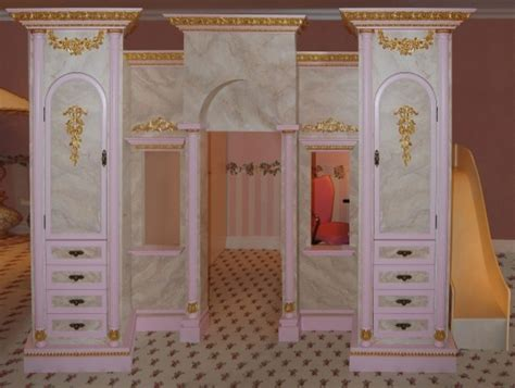 girls princess beds girls princess bed princess room furniture kids new york by sweetdreambed com