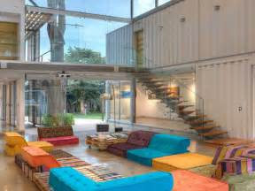 Container Home Interior Design 15 well designed shipping container homes for life inside the box