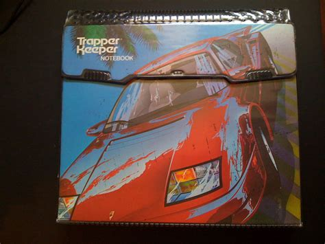Photo Friday: Trapper Keeper   All Things From My Brain