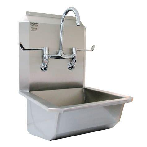 Scrub Sink mortuary scrub sink