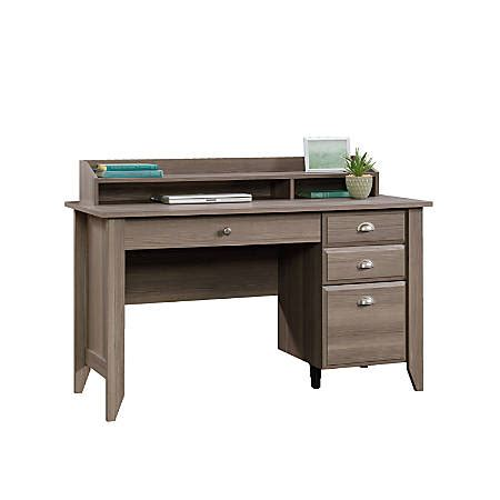 sauder shoal creek desk sauder shoal creek collection transitional wood desk with