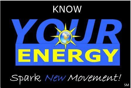 spark movement know your energy spark your movement