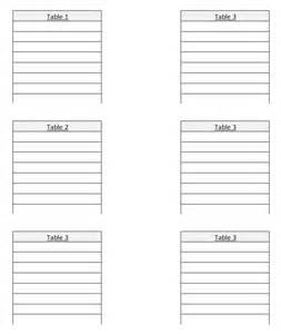 Wedding Seating Chart Template Word wedding seating chart template free microsoft word templates