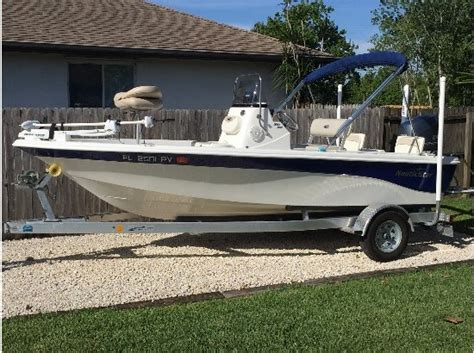 nautic star boats work hour nautic star 1810 bay boats for sale