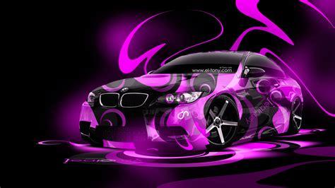 hd wallpaper neon pink bmw e92 m3 super abstract car 2014 el tony
